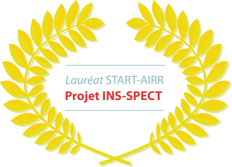 Lauréat START-AIRR : le projet INS-SPECT rentre en phase de pré-maturation