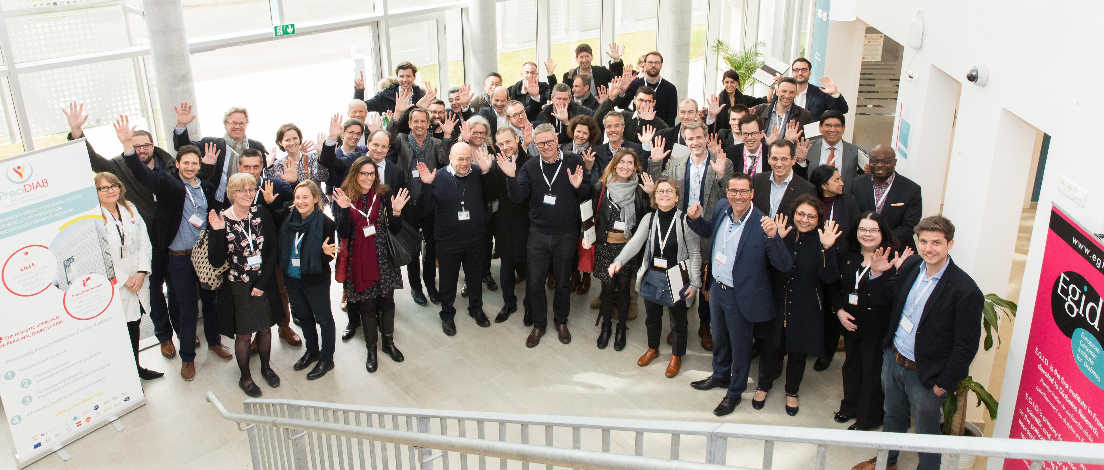 The PreciDIAB Initiative Day – 21 mars 2019