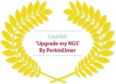 Ligan lauréat du concours 'Upgrade my NGS' organisé par PerkinElmer