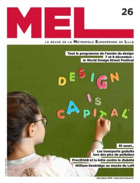 PreciDIAB présent dans la revue de la MEL