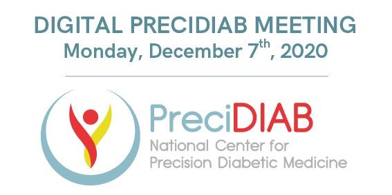 DIGITAL PRECIDIAB MEETING – December 7th, 2020