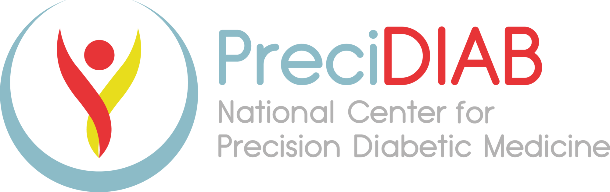 Logo horizontal PreciDIAB